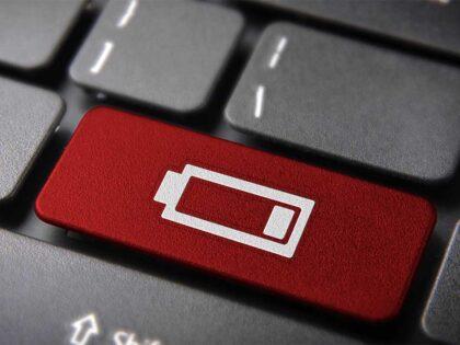 چند نکته برای افزایش عمر باتری لپتاپ