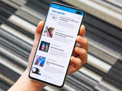 چطور با گوشی موبایل سامسونگ اسکرین شات بگیریم؟