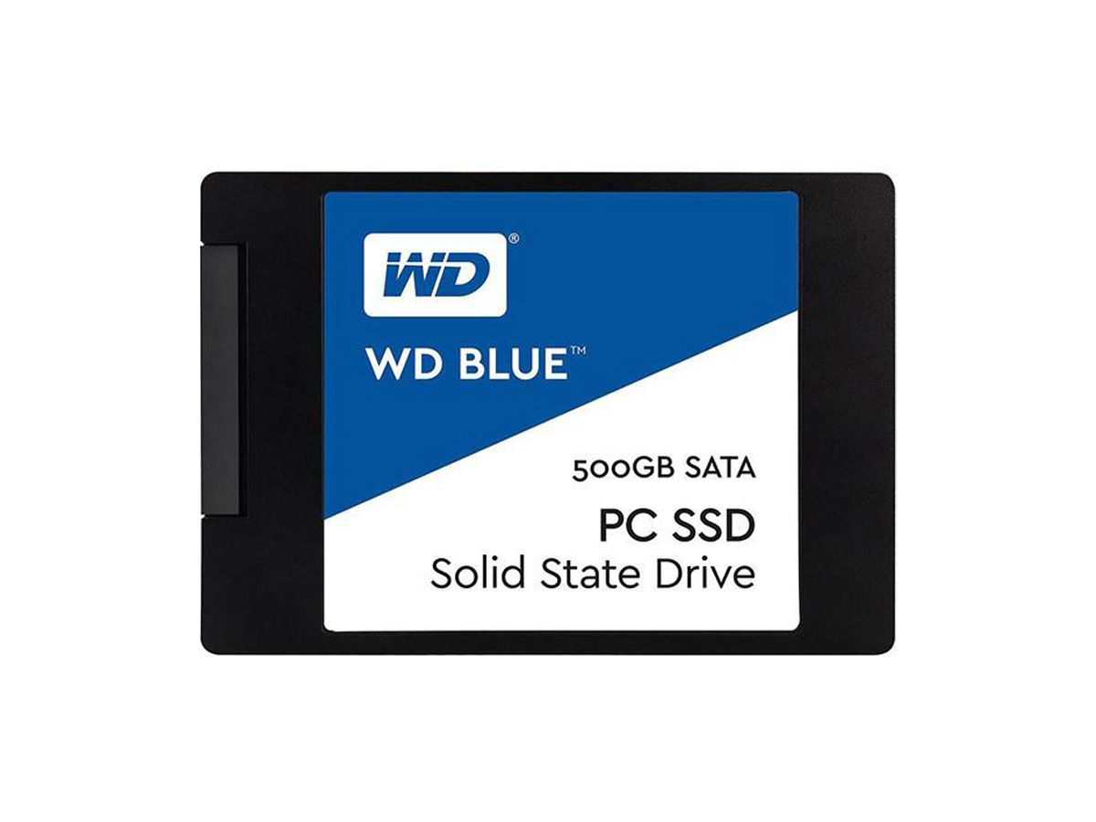 Western Digital BLUE WDS500G1B0A SSD Drive - 500GB