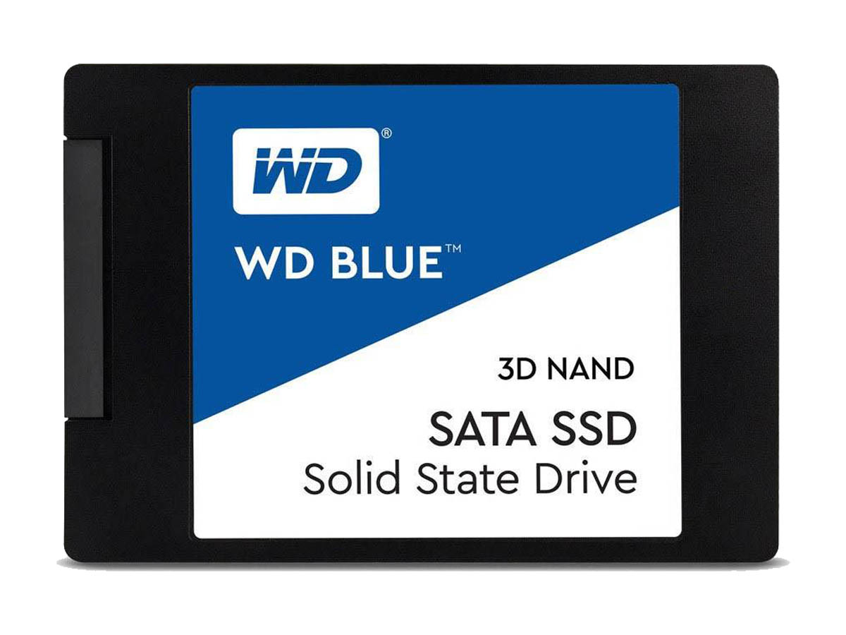Western Digital Blue WDS250G2B0A Internal SSD