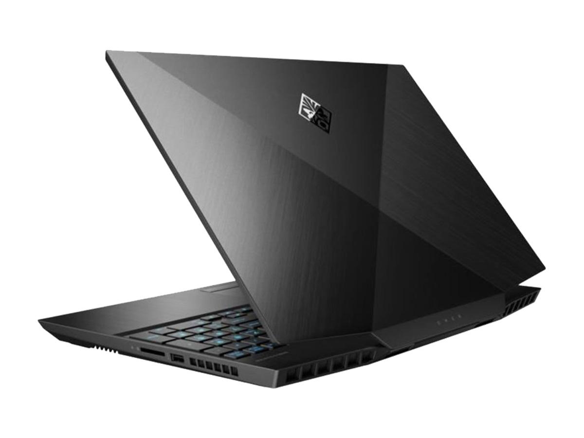 HP OMEN 15-DH1070 core i7-10750H 8GB-256SSD 15.6FHD-WIN10 Home Laptop