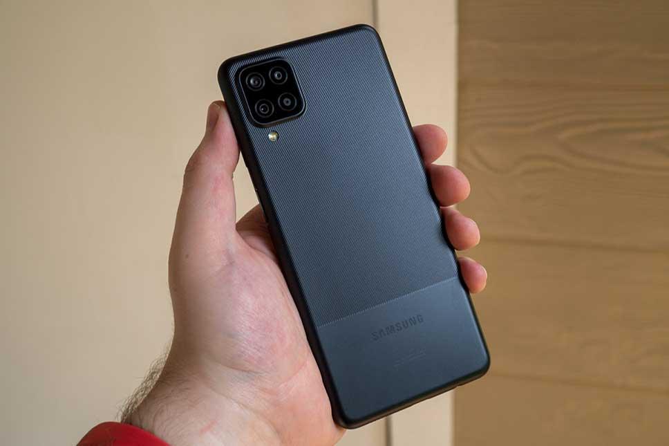 خرید گوشی A12 با حافظه ۱۲۸ گیگابایت و رم ۴ گیگابایت