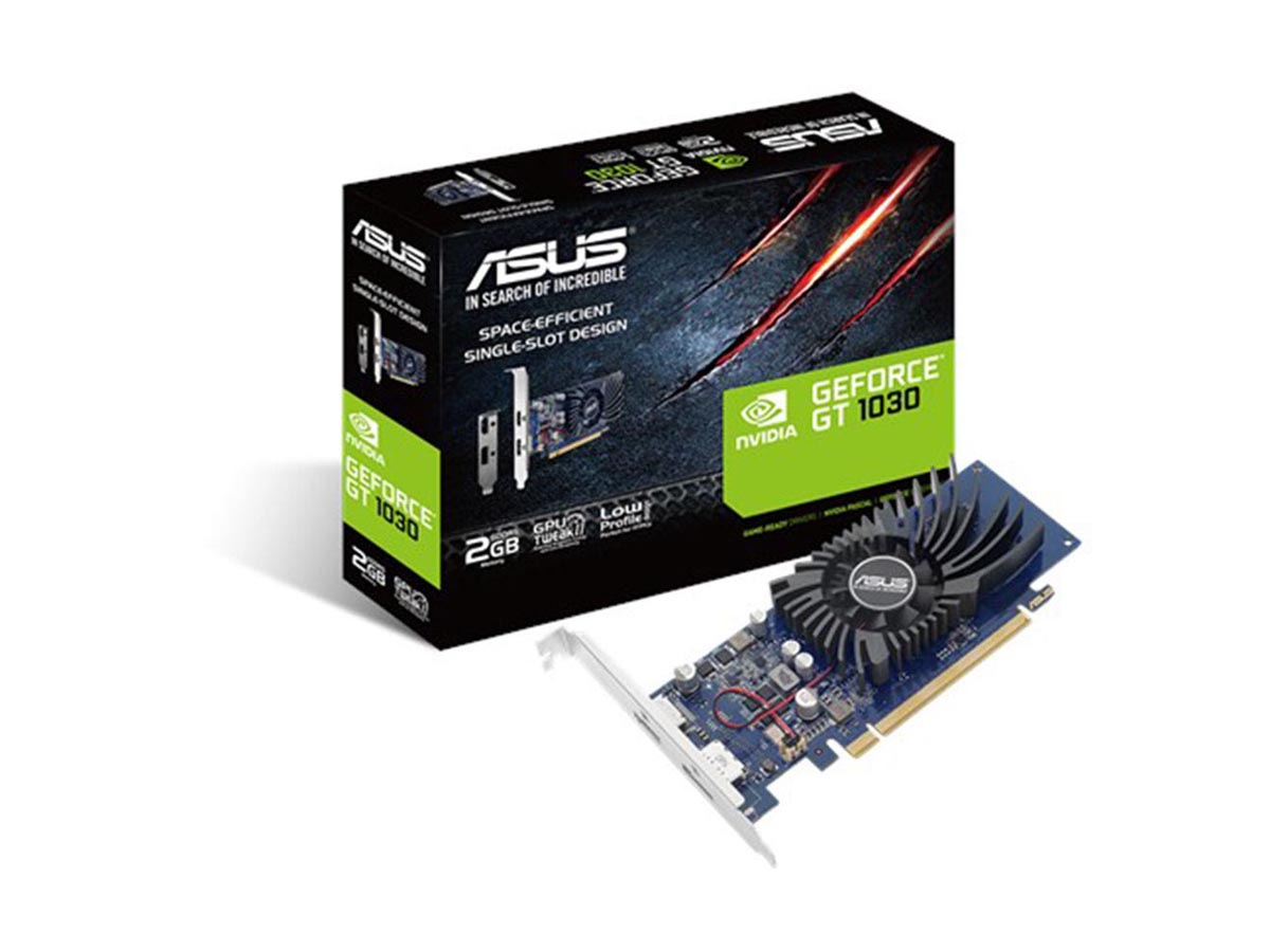 ASUS GT1030-2G-BRK Graphic Card