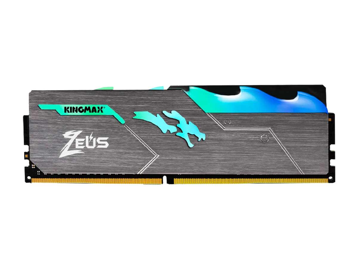 Kingmax DDR4 single channel 3200Mhz 16GB CL17 RGB RAM