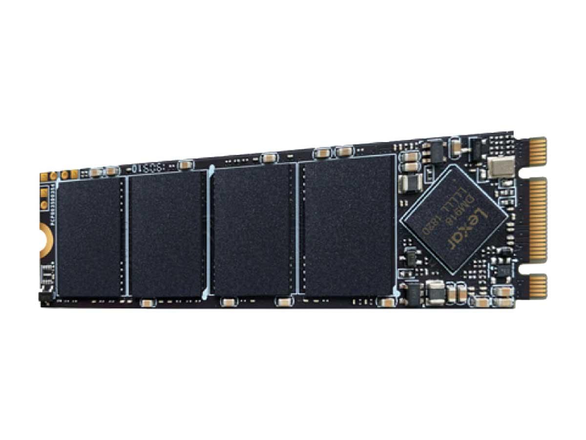 Lexar NM100 128GB M.2 2280 SATA III SSD Drive