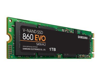 SAMSUNG 860 EVO SATA M.2 SSD Drive 1TB