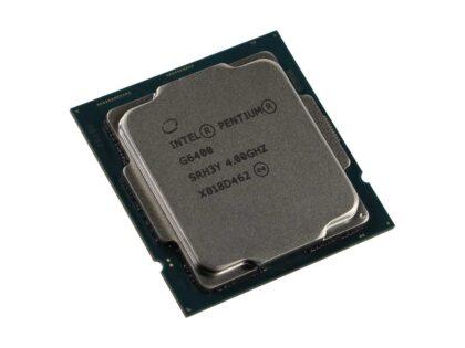 Pentium Gold G6400 Dual Core Box