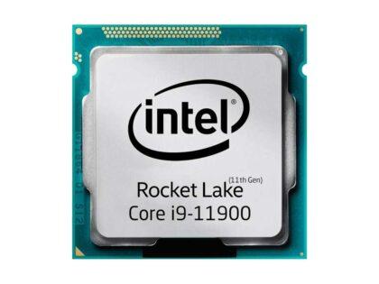 پردازنده اینتل سری مدل Rocket Lake 11700K Core i7 Box