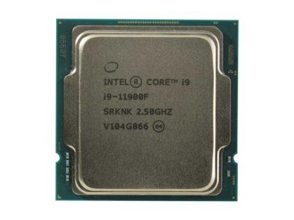 Cpu intel 11900f i9