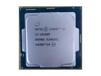 Intel Comet lake i3-10100F Box CPU
