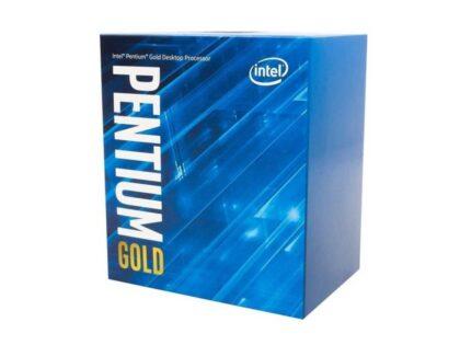 Intel Comet lake Pentium Gold 6405 Box CPU