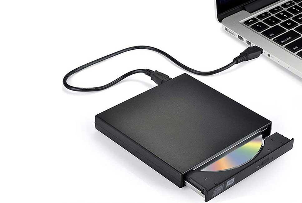 خرید درایو دی وی دی