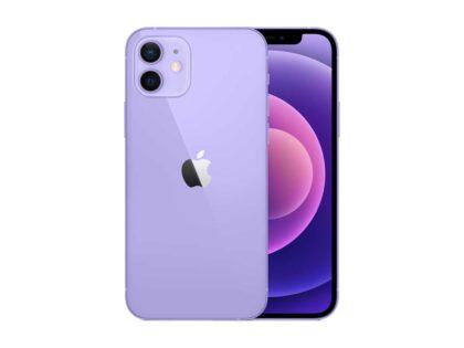Apple iPhone 12 128GB Mobile Phone purple