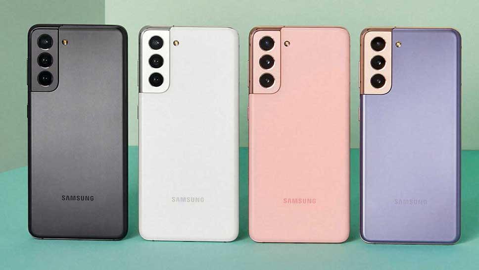 گوشی موبایل سامسونگ S21