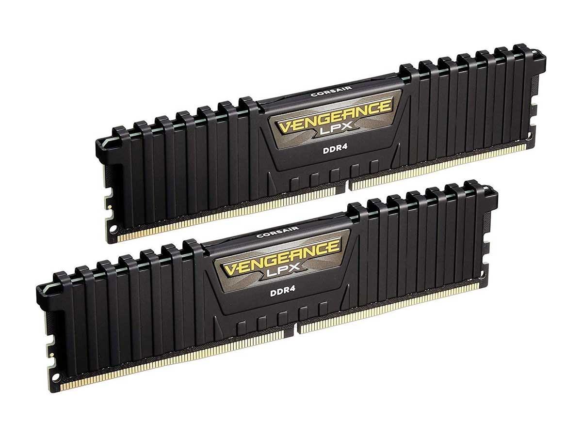 Corsair Vengeance LPX DDR4 16GB 3200MHz CL16 DUAL Channel RAM