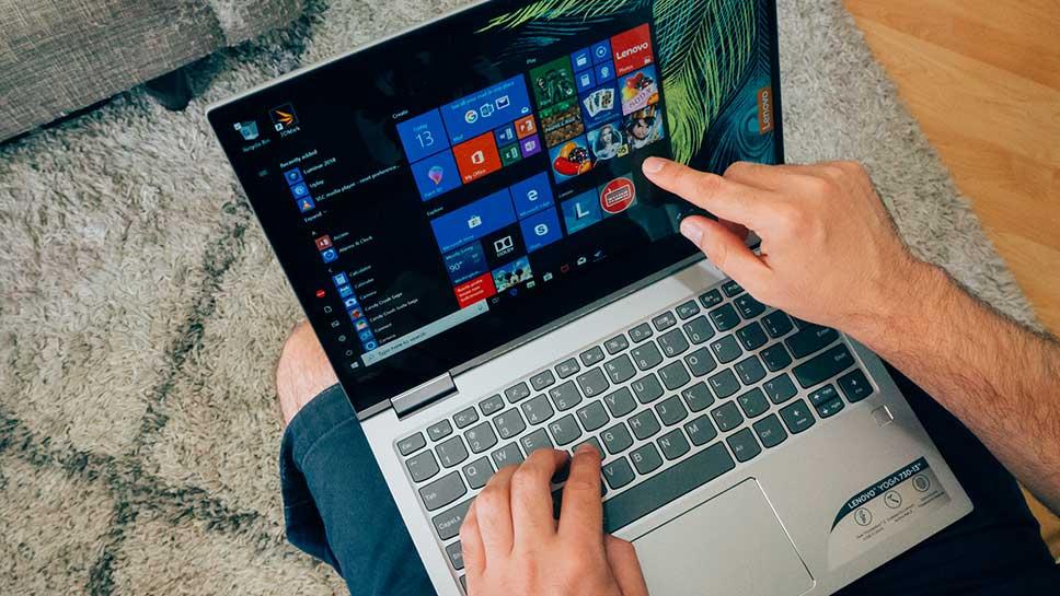 مشخصات لپ تاپ لنوو