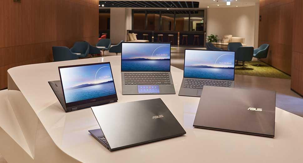 خرید انواع لپ تاپ ایسوس
