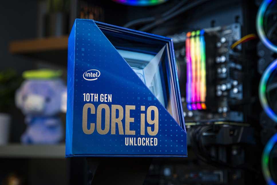 intel core i9 11th CPU