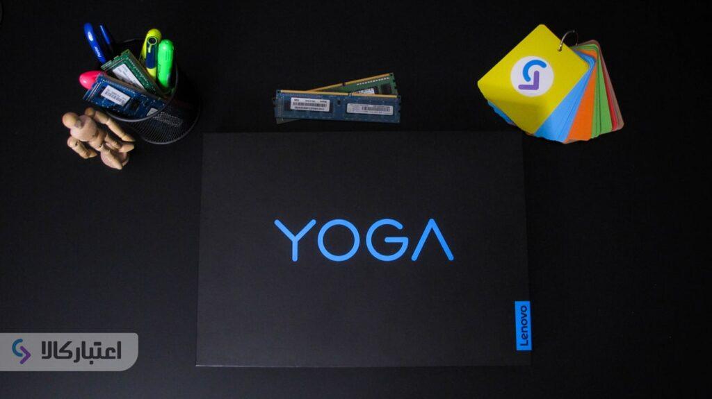 طراحی و ساخت لپتاپ لنوو Yoga Slim 7i Pro