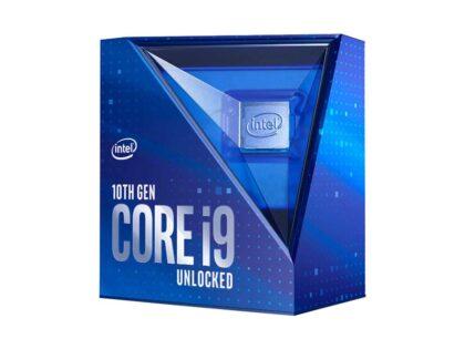 Intel Comet Lake i9-10900K Box CPU