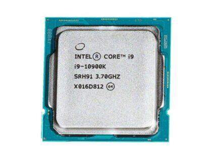 Intel Comet Lake i9-10900K CPU