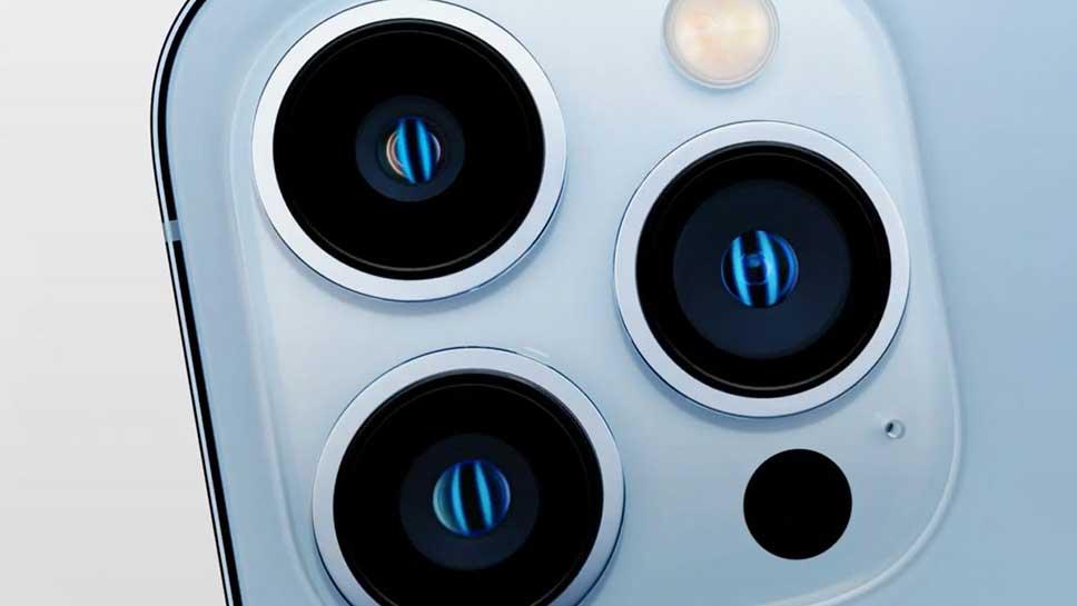 مشخصات دوربین آیفون ۱۳