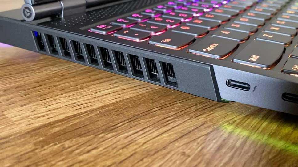 مشخصات انواع لپ تاپ گیمینگ لنوو