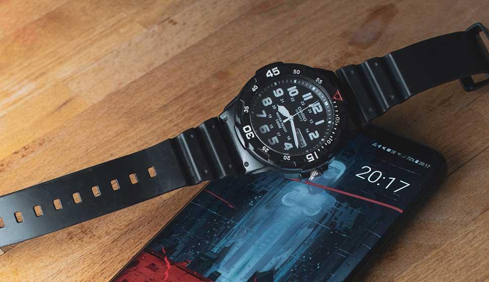 ویژگیهای ساعت هوشمند سامسونگ