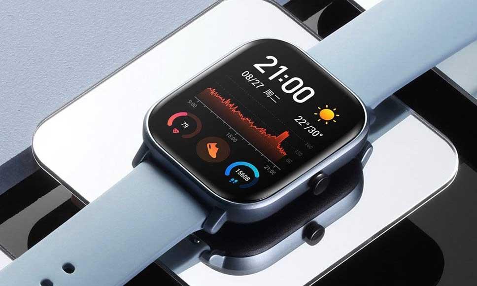 خرید ساعت هوشمند شیائومی