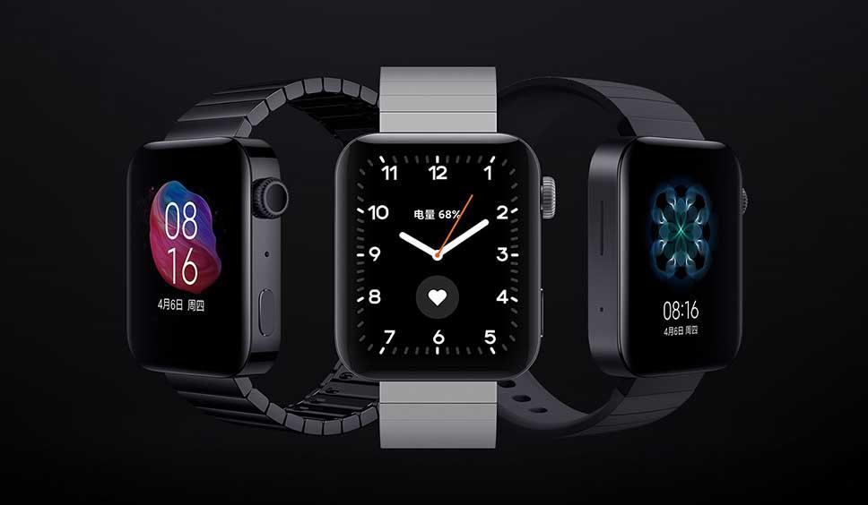 مدلهای ساعت هوشمند شیائومی