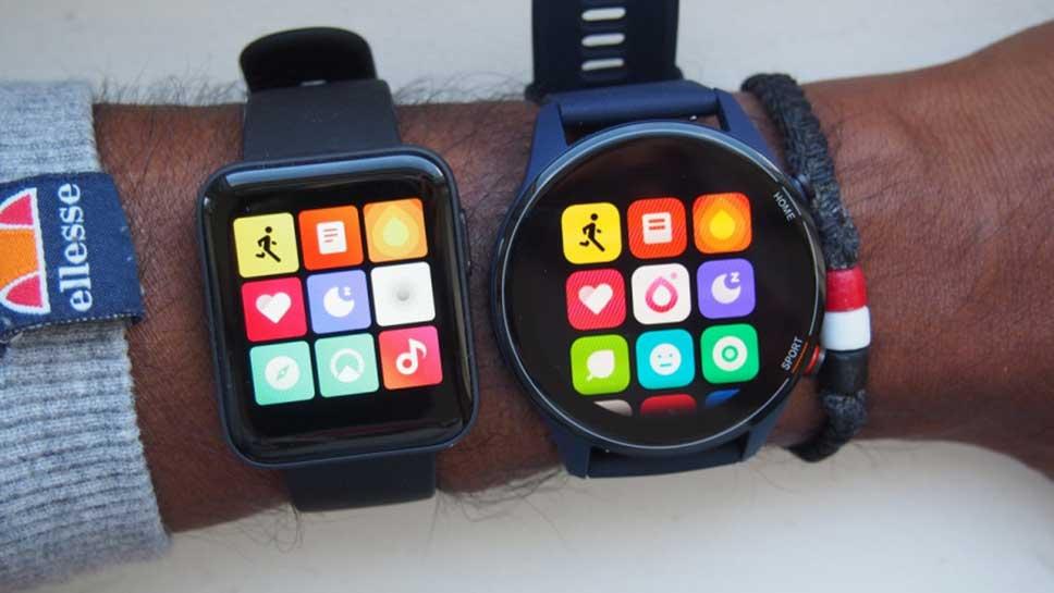 انواع ساعت هوشمند شیائومی