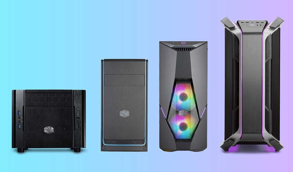 انواع کیس کامپیوتر